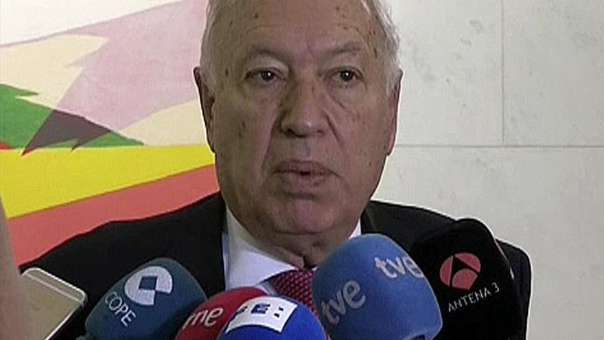 """Margallo niega debate interno en el PP y pide dejar a Rajoy """"margen de maniobra"""""""