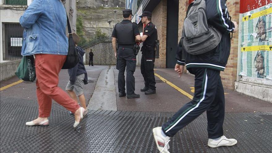 Detenido un joven acusado de matar a cuchilladas a su padre en San Sebastián