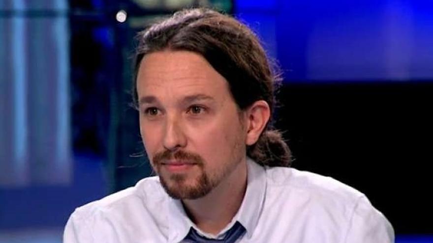 Pablo Iglesias elude deslegitimar a Monedero pero reitera que el Gobierno del PP ha presionado a jueces y fiscales