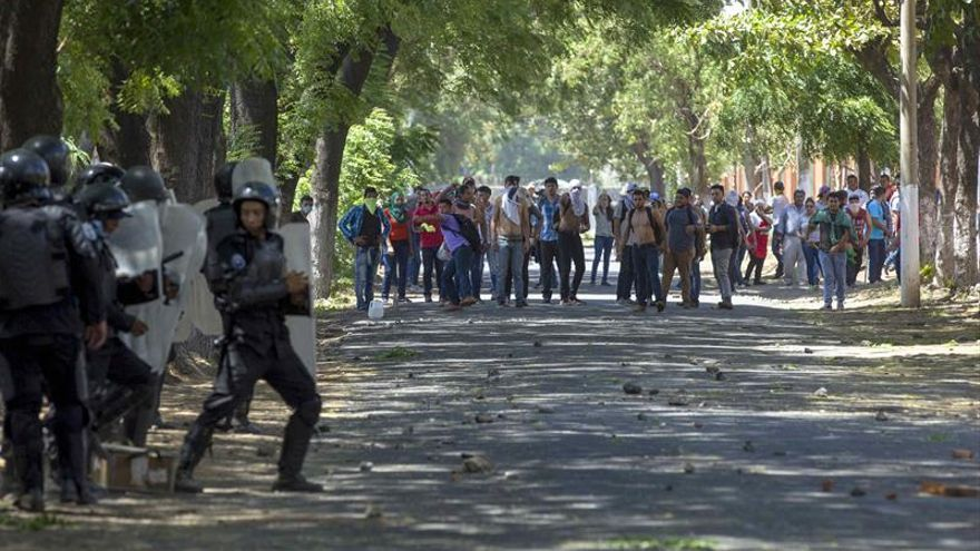 Resultado de imagen para imagenes de protesta en nicaragua