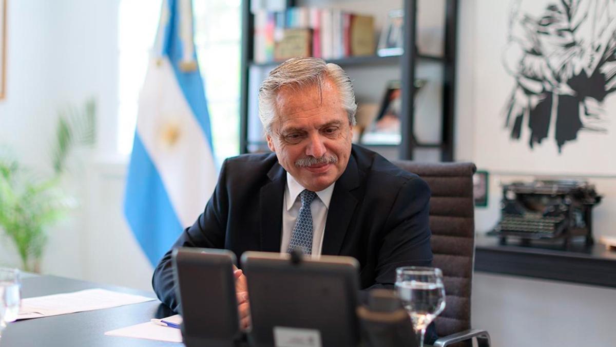 Alberto Fernández y Vladimir Putin ya habían mantenido una conversación telefónica el 2 de febrero de 2021.