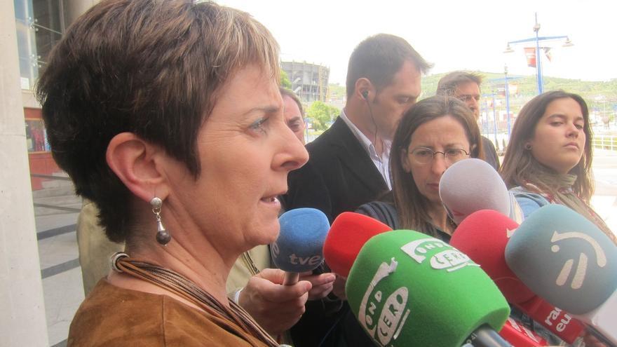 """Tapia dice que si Arcelor supedita la apertura de ACB a las ayudas del Gobierno es que """"no son para lo que dice que son"""""""