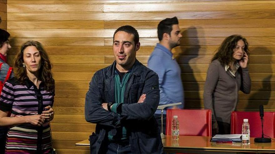 Los destituidos de Podemos Rioja se querellan por injurias contra el nuevo secretario