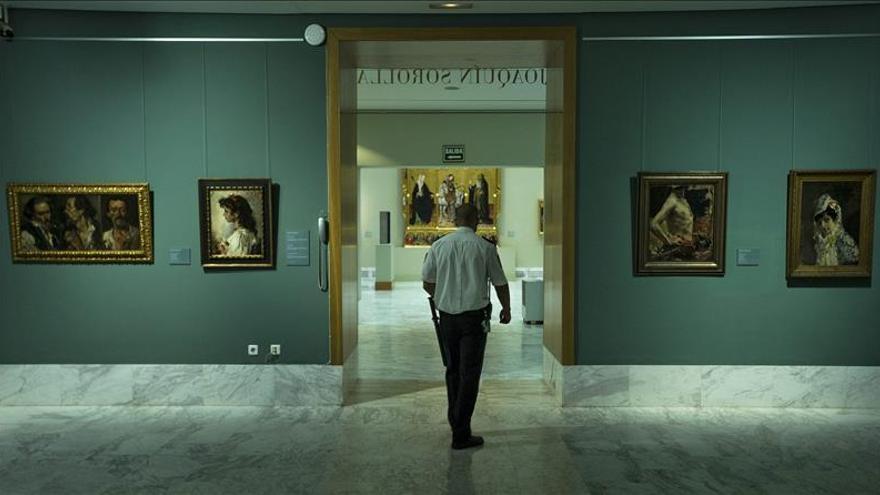 La Generalitat valora las piezas robadas del museo San Pio V en 1.200 euros