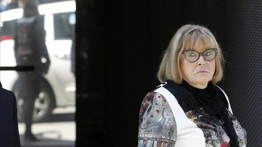 Dos víctimas del franquismo felices de ser escuchadas en Audiencia Nacional