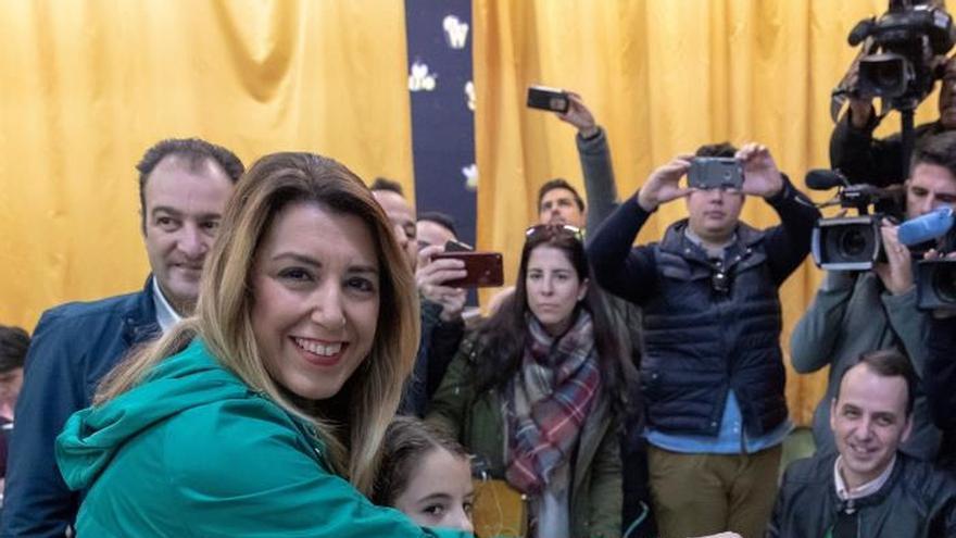 Díaz confía en una alta participación y cree que los comicios son una oportunidad