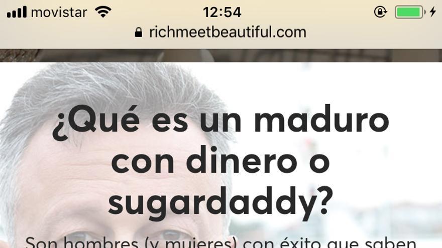 sugar dady
