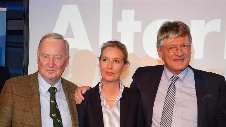 El ultraderechista de AfD asegura que recuperará el país para los alemanes