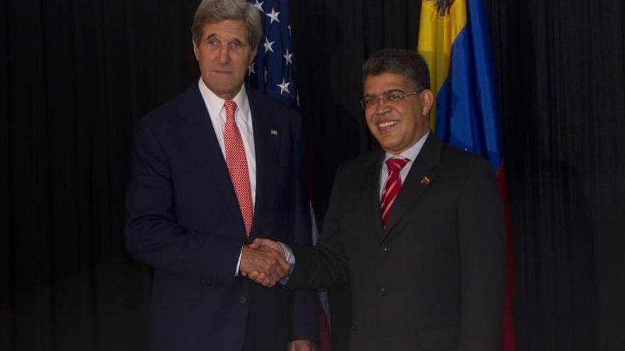 """EE.UU. reitera que """"no ha cerrado la puerta"""" al diálogo con Venezuela"""