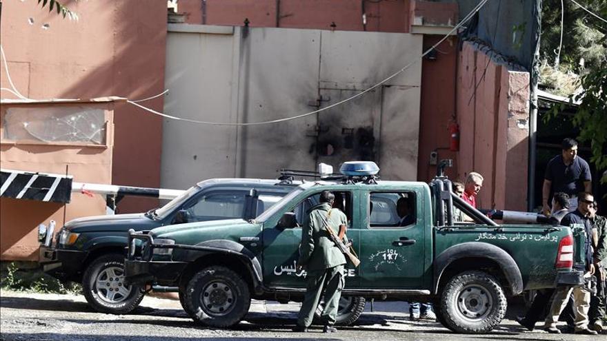 Mueren cuatro talibanes en el ataque a una casa de huéspedes en Kabul