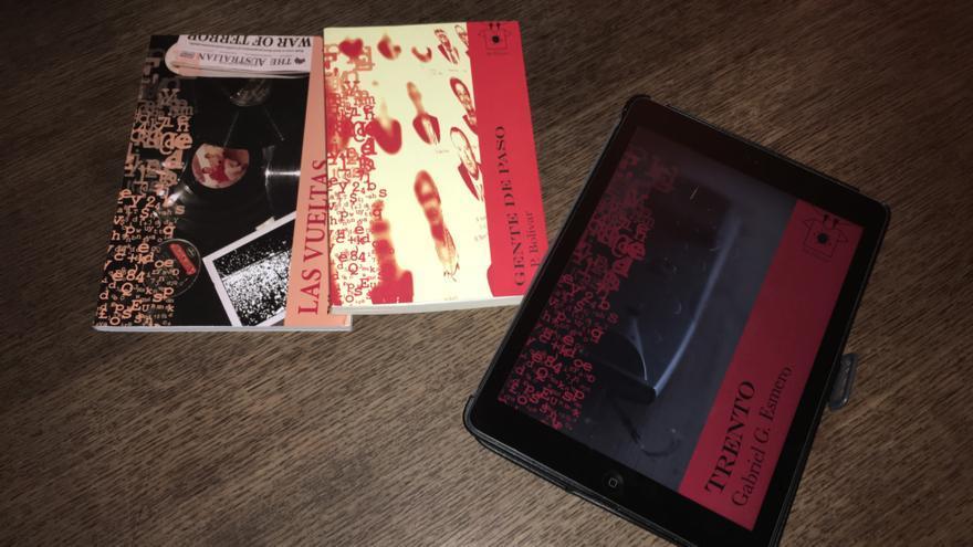 Obras publicadas por ALAS ediciones.