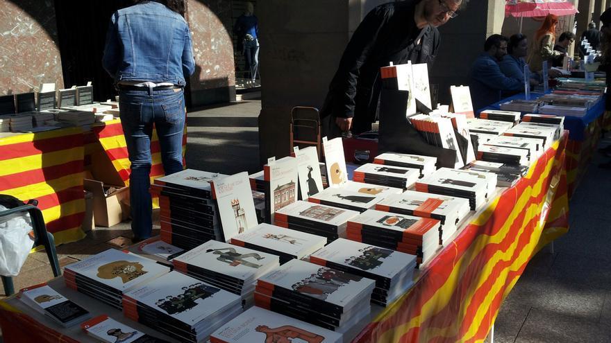 El paseo de la Independencia se volverá a llenar de libros.