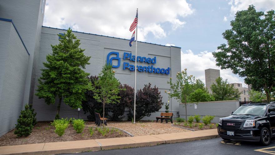 Única clínica de abortos de Missouri de la ONG Planned Parenthood.