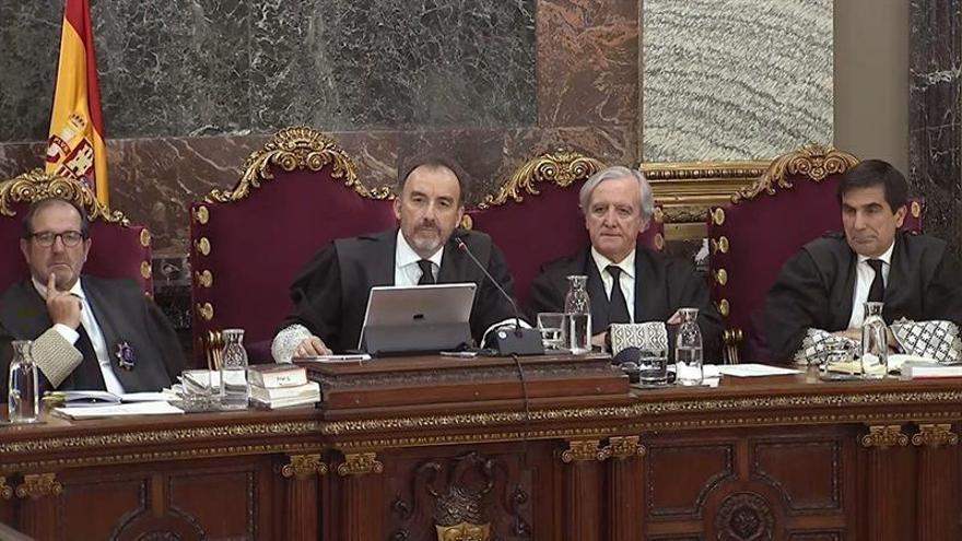 """El juicio del """"procés"""" llega a la jornada número 30 con más policías"""