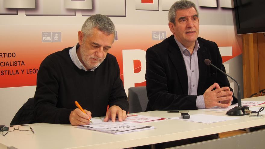 PSOE de CyL pide que no se aprovechen los altercados en Gamonal para justificar la persecución al discrepante