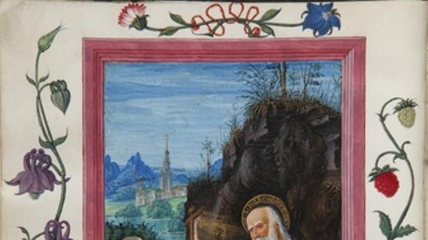 Libro De Horas De Trivulzio. Milán, Entre 1500 Y 1510