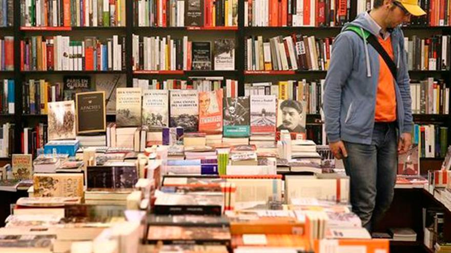 El Día Internacional del Libro se celebrará del 18 al 23 de abril en Torrelavega.