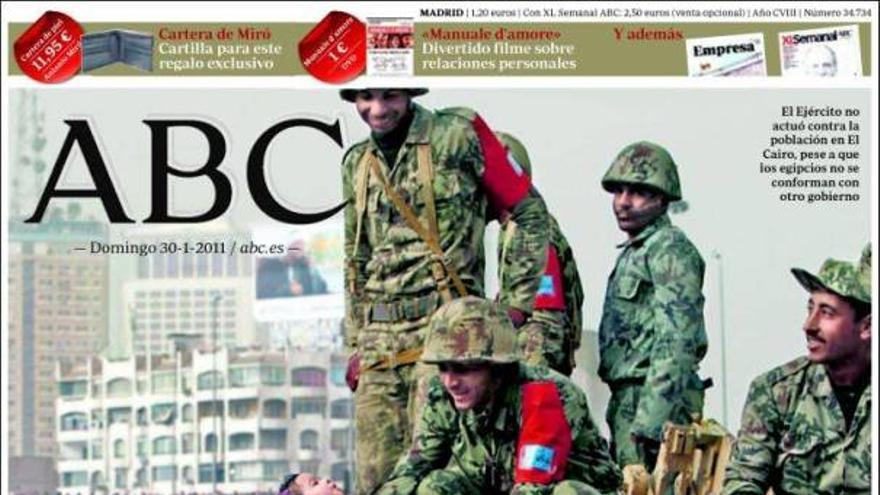 De las portadas del día (30/01/2011) #5