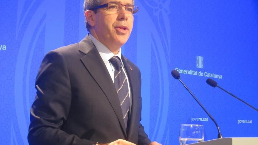 """Gobierno catalán sitúa """"a largo plazo"""" su objetivo de tener unas 50 delegaciones en el exterior"""
