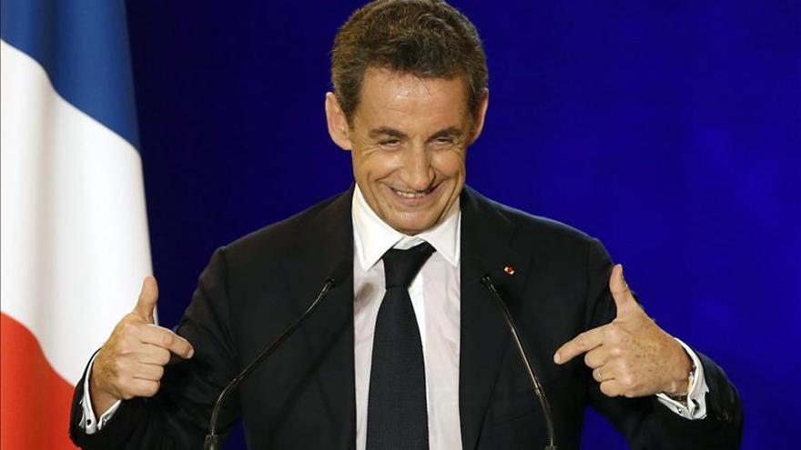 Sarkozy cierra su campaña con la promesa de sacar a Francia de la mediocridad