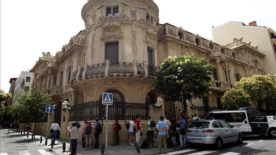 Sede de la Sociedad General de Autores en Madrid