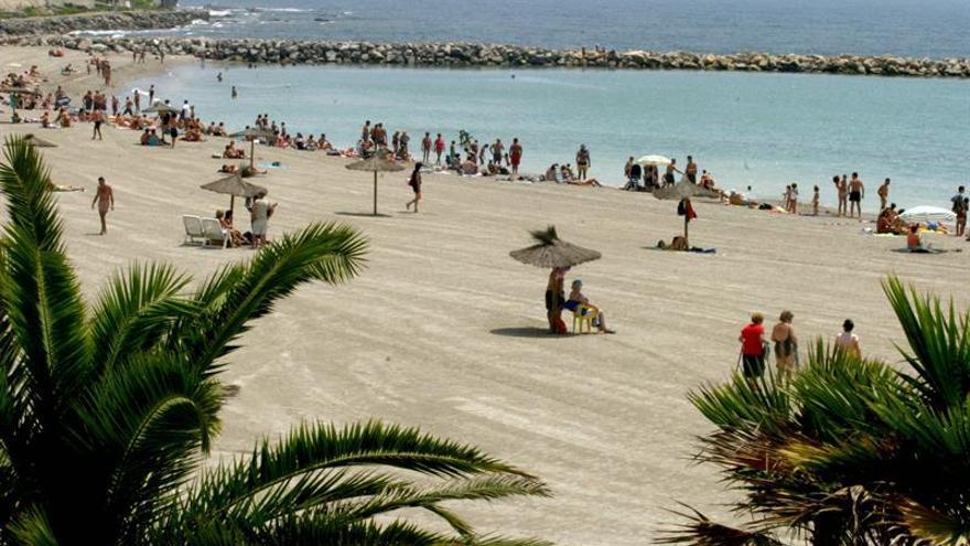 Ceuta destaca la calidad turística de sus principales playas