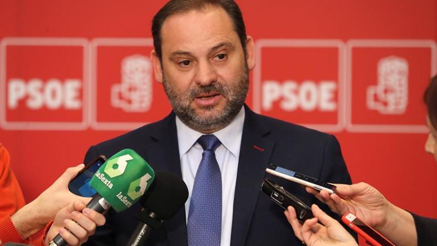 """El PSOE no apoyará ningún candidato independentista """"venga de donde venga"""""""