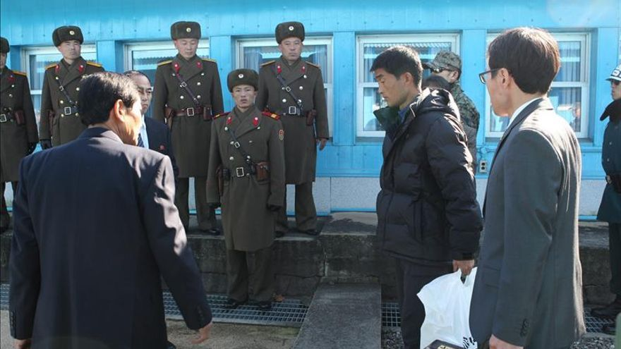 Seúl pide sin éxito a Corea del Norte que libere a un surcoreano retenido