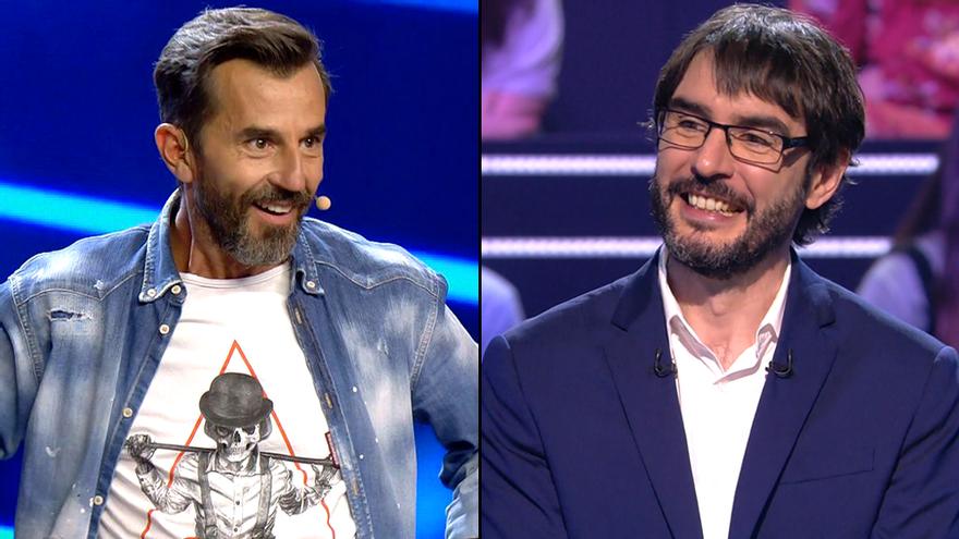 Santi Millán en 'Got Talent' y Juanra Bonet en 'El Millonario'