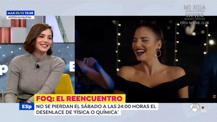 Andrea Duro en 'Espejo Público'
