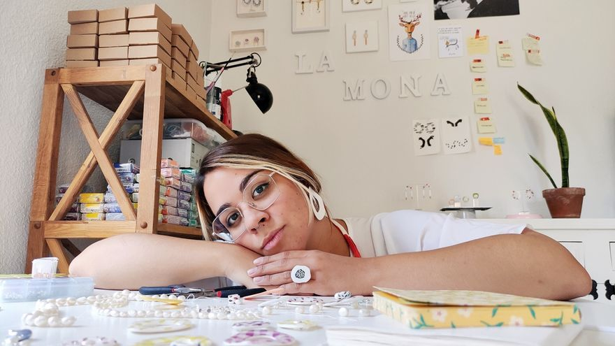 Celia Espinosa, creadora de 'La Mona'