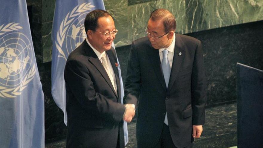 """Corea del Norte defiende su política nuclear ante las """"amenazas constantes"""" de EE.UU."""