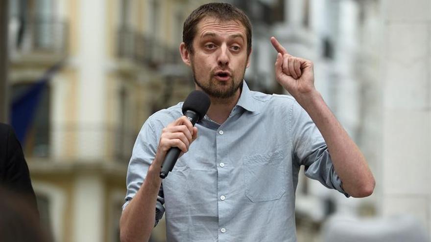 Marcellesi (Equo) sustituye a Sebastián (Compromís) en el Parlamento Europeo