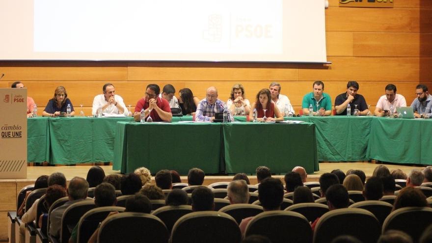 El congreso provincial del PSOE será el 21 de octubre y los avales necesarios en primarias serán el 20%