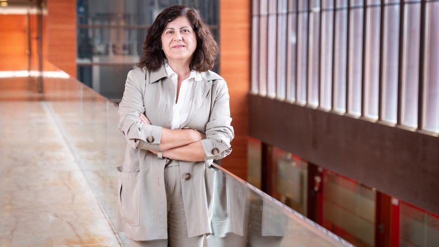 María Soledad García Oliva FOTO: CEOE-CEPYME Guadalajara