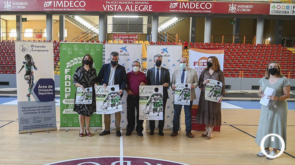 Campeonato de España sub 22 de baloncesto en silla de ruedas