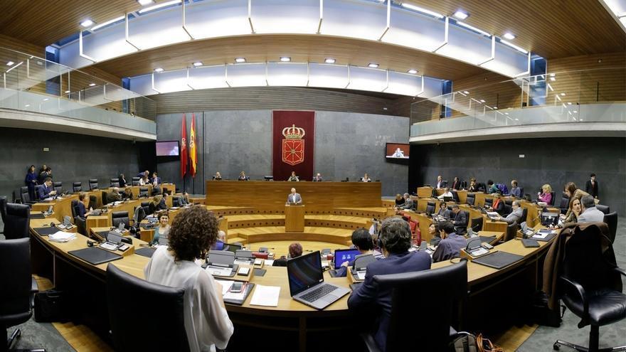El Parlamento foral rechaza las enmiendas de la oposición a la reforma fiscal del cuatripartito