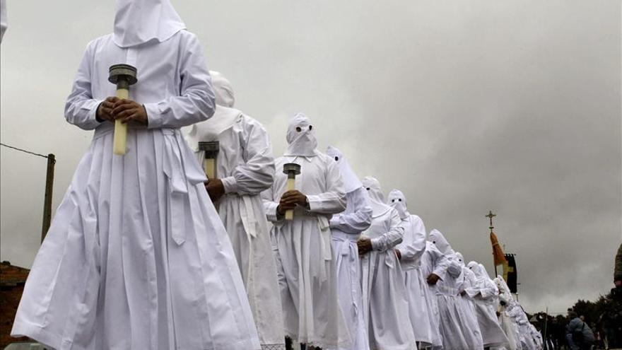 La Semana Santa de Bercianos de Aliste (Zamora) será Bien de Interés Cultural