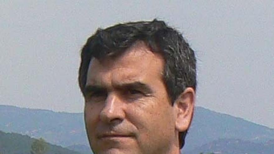Antonio Román, alcalde de Guadalajara / Foto: PP Guadalajara