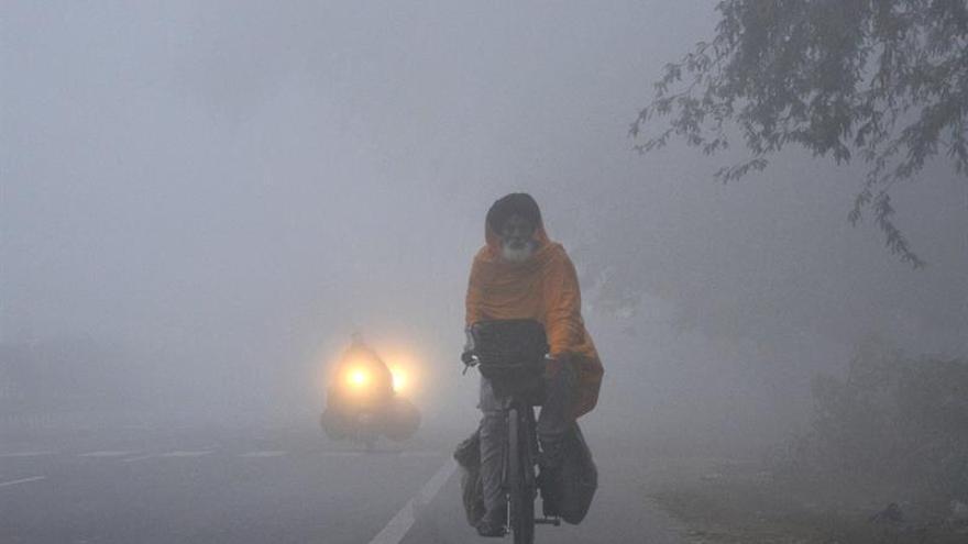 Nueva Delhi cancela la restricción del tráfico por polución tras una sentencia judicial