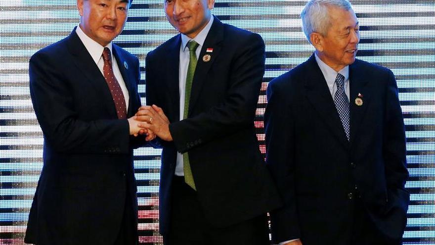 Pekín y la ASEAN pasan página del fallo sobre el mar de China Meridional