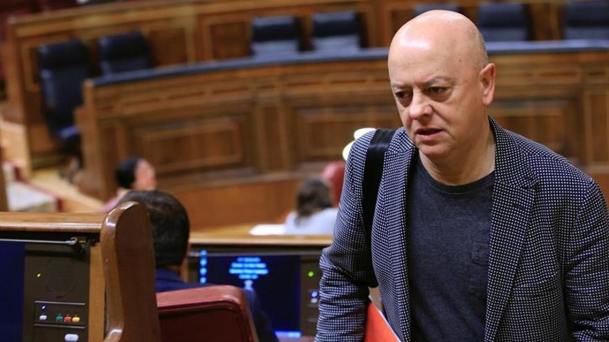 Odón Elorza pide a Sánchez no renunciar a la investidura y buscar un pacto