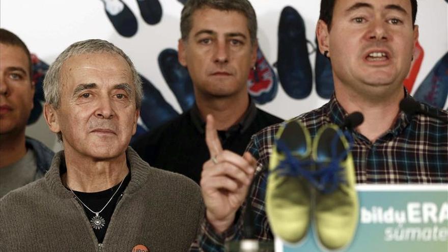 """Decepción en EH Bildu, principal perjudicado por el """"efecto Podemos"""""""