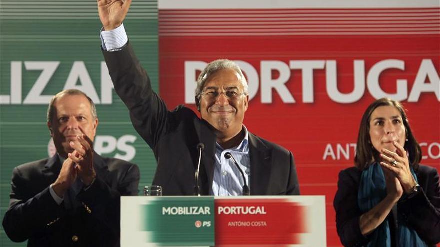 Los socialistas portugueses confían en António Costa para recuperar el poder