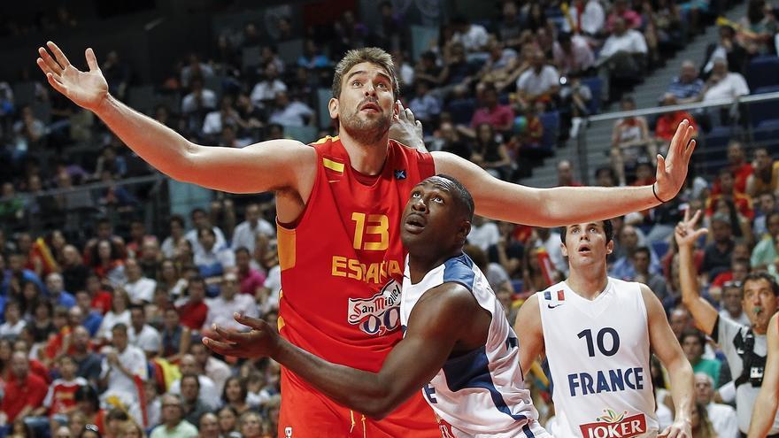 """La plataforma por las selecciones vascas, Esait, ve """"motivación política"""" en que Bilbao sea sede del Mundobasket"""