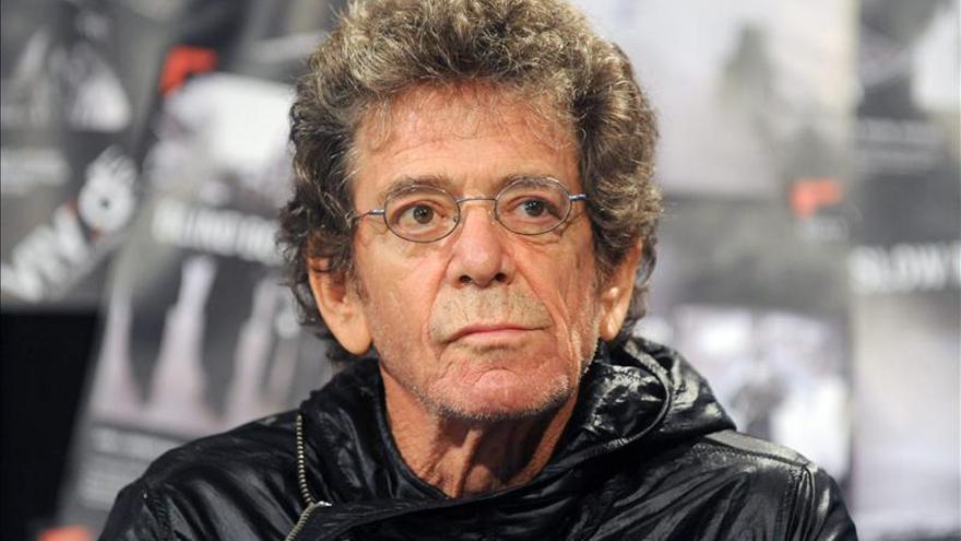 """Lou Reed murió mirando a los árboles y haciendo una postura """"tai chi"""""""