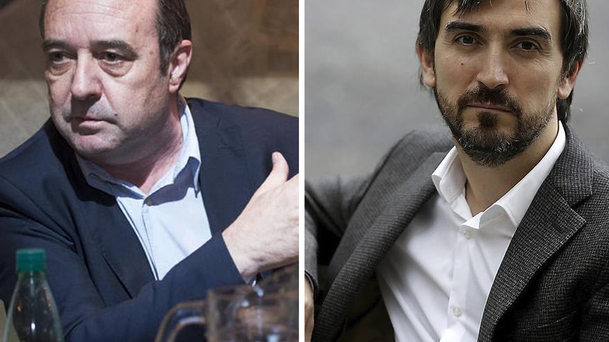 Jesús Maraña e Ignacio Escolar