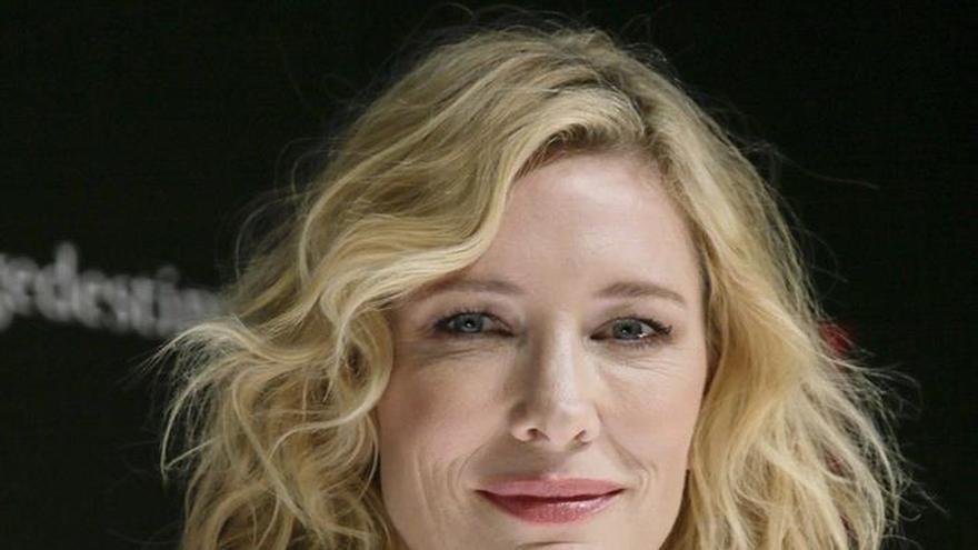 La ONU nombra a Cate Blanchett embajadora de buena voluntad para los refugiados