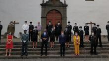 12 nuevos agentes de la Policía Nacional juran el cargo en La Palma