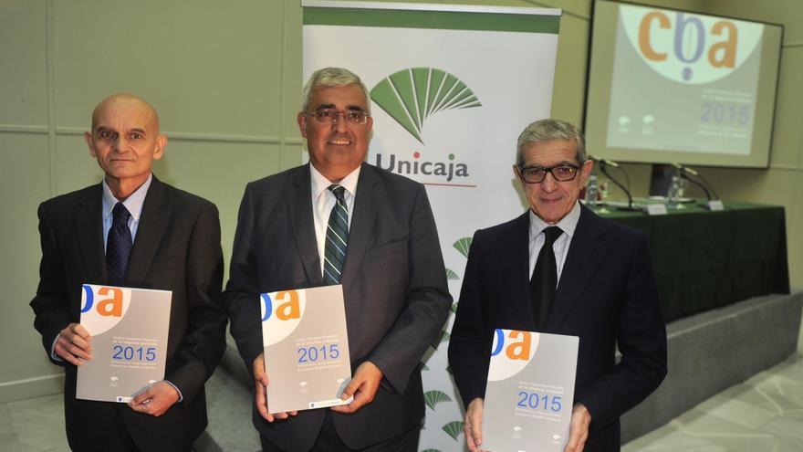 """Un informe de Unicaja muestra """"la gran capacidad de adaptación"""" a los cambios de la empresa andaluza"""